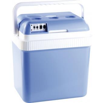 glaci re lectrique isotherme chaud froid 30 litres mat riels de camping et randonn e