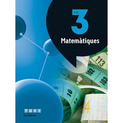 Matematiques 3R.Eso. Atomium - [Livre en VO]