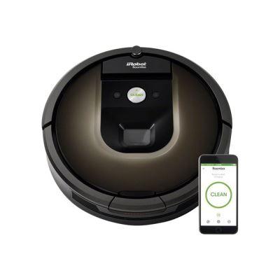 iRobot Roomba 980 - aspirateur - robot