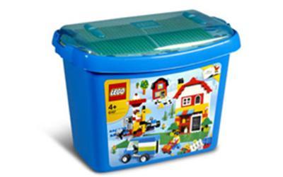 6167 Boîte de briques de luxe,Lego Briques