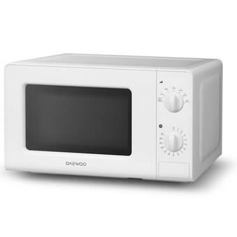 daewoo micro ondes 20l 700w blanc kor 6lm07 achat. Black Bedroom Furniture Sets. Home Design Ideas