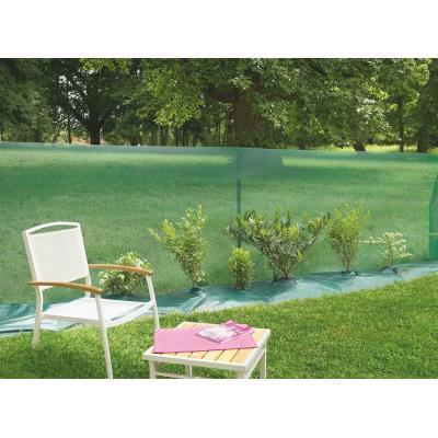 INTERMAS - Brise vent 1,5 x 10 m vert WINDANET