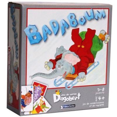 France Cartes - Jeu de cartes - Dagobert - Badaboum