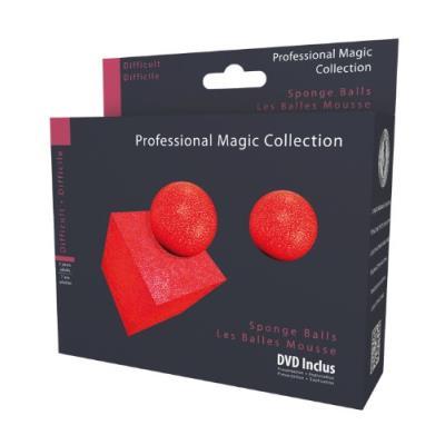 Oid magic - 532 - tour de magie - balles mousse avec dvd
