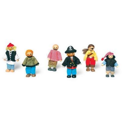 Petites poupées Pirates - Legler