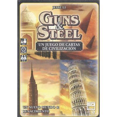 Guns & Stell