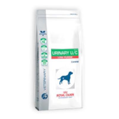 Croquettes royal canin veterinary diet urinary u/c lp pour chiens sac 2 kg