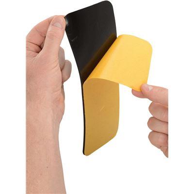 HR-imotion Protection Autocollant Profil-L tr/ès Flexible Montage Simple Durable