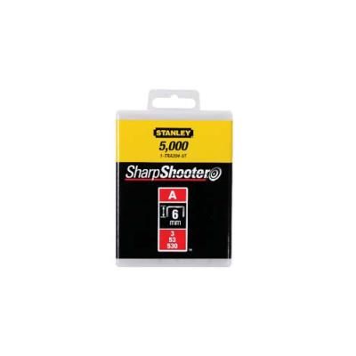 STANLEY 5000 agrafes 6mm type A
