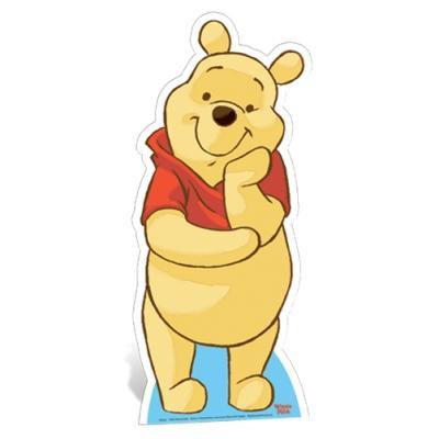 Figurine géante Winnie l'Ourson