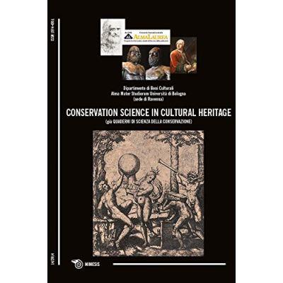 Conservation 14: Conservation Science in Cultural Heritage - [Livre en VO]