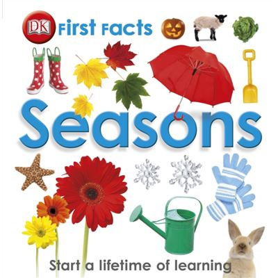First Facts Seasons (Hardcover)