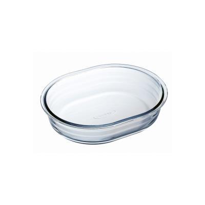 Plat oval gratin 19 X 14 cm Arcuisine