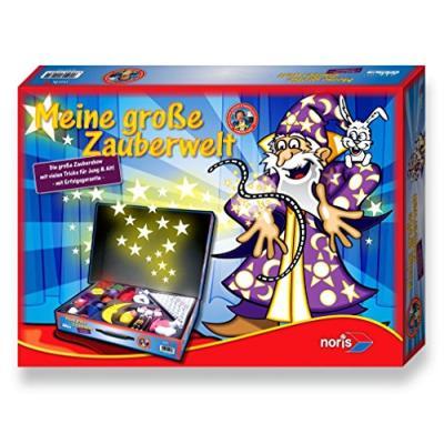 Noris - 606321165 - kit magique - mon grand spectacle de magie