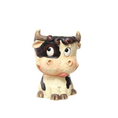 Cache-pot 'Vache' - 36cm de haut