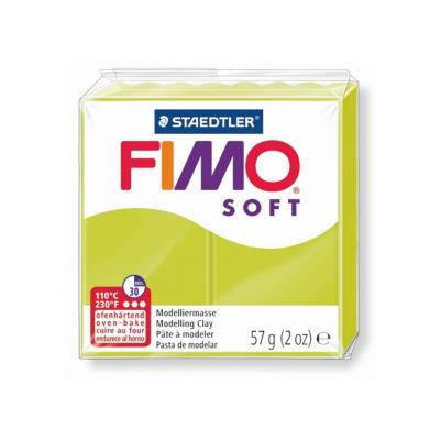 Fimo Soft Pain 57g Asst Couleurs