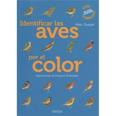 Identificar Las Aves Por El Color - [Livre en VO]