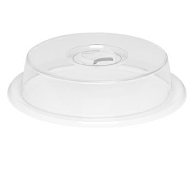 Emsa micro family cloche micro-ondes en plastique transparent, ø 26cm