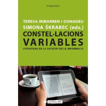Constel·lacions variables. Literatura en la societat de la informació