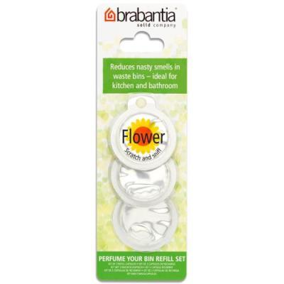 Brabantia Perfume your bin Recharges Set de 3