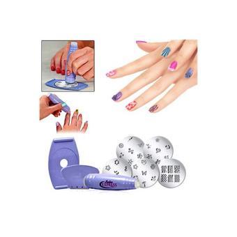 kit pour ongles nail art