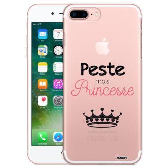 coque princesse iphone 7