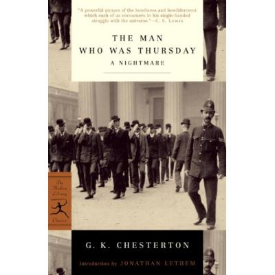 The Man Who Was Thursday, Modern Library Classics