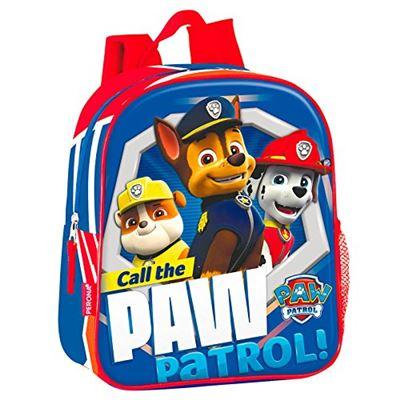 Montichelvo Montichelvo Kindergarten Backpack Pw Adventure Cartable, 28 cm, Multicolore (Multicolour)