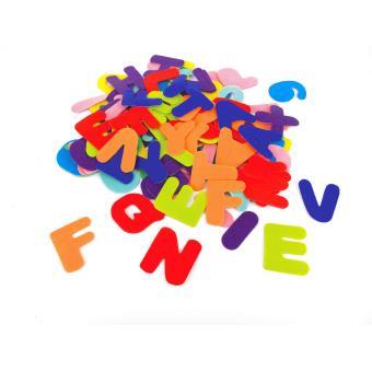 Motif Adhésif Feutrine Lettres Et Chiffres 150 Pièces Sodertex