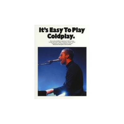 Coldplay it's easy to play pvg