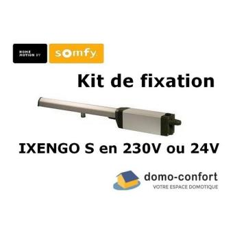 nice cheap best sneakers top fashion Kit De Fixation Pour Moteur De Portail Battant Ixengo S 230 ...