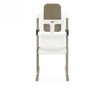 brevi chaise haute b b volutive slex evo blanc chaises hautes et r hausseurs achat prix. Black Bedroom Furniture Sets. Home Design Ideas