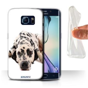 coque iphone 7 dalmatien