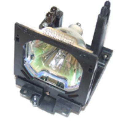 Lampe Original Inside pour videoprojecteur conçue pour fonctionner en remplacement d'une lampe LMP80.Une lampe vidéo projecteur original inside est une lampe dont l'ampoule est fournie et garantie par le fabricant (SANYO) mais dont la cartouche (appelée é