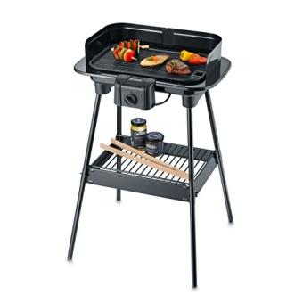 Barbecue lectrique severin pg 8534 barbecue grill achat prix fnac - Grill barbecue electrique ...