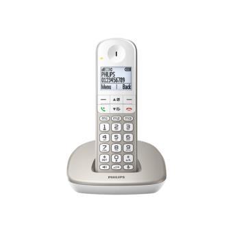 philips xl4901s t l phone sans fil avec id d 39 appelant appel en instance t l phone sans fil. Black Bedroom Furniture Sets. Home Design Ideas