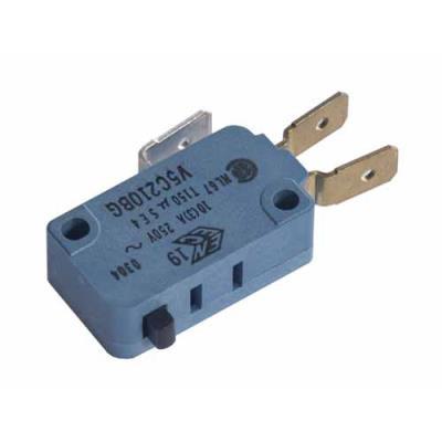 Whirlpool micro interrupteur de porte ref 481927138145