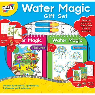 Galt Water Magic Set De Coloriage Magique A L Eau Kit Creatif Achat Prix Fnac