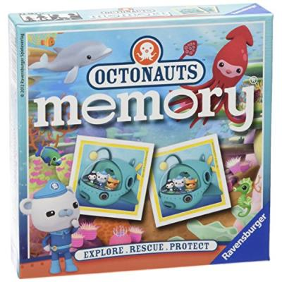 Ravensburger - octonauts - mini mémoire ®