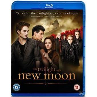 The Twilight Saga: New Moon - Blu-ray Importação