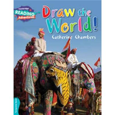 Draw The World Turquoise Band
