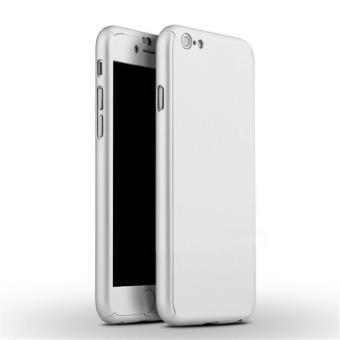 090c16e3cfd9a2 BPFY® Etui Coque Housse 360° BLANC FULL PROTECTION Anti Chocs pour Iphone 6  6S - Etui pour téléphone mobile - Achat   prix   fnac