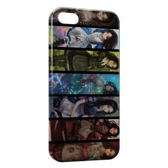 iphone 5 coque alice