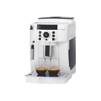De'Longhi Magnifica S ECAM 21.117.W - automatisch koffiezetapparaat met cappuccinatore - 15 bar - wit