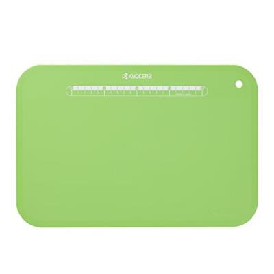 Kyocera cc-100gr exp planche à découper souple polypropylène vert 37 x 25 x 0,2 cm