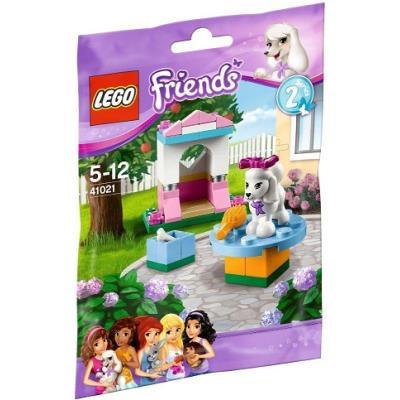 41021 Le caniche et son petit palais S2, Lego Friends