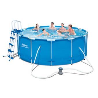 14 sur piscine autoportante tubulaire bestway steel pro. Black Bedroom Furniture Sets. Home Design Ideas