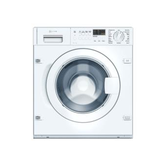 neff w5440x1 machine laver chargement frontal int grable blanc achat prix fnac. Black Bedroom Furniture Sets. Home Design Ideas