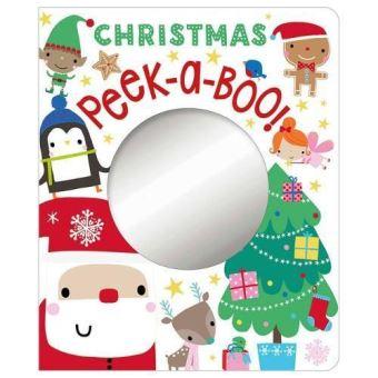 Christmas peek-a-boo!