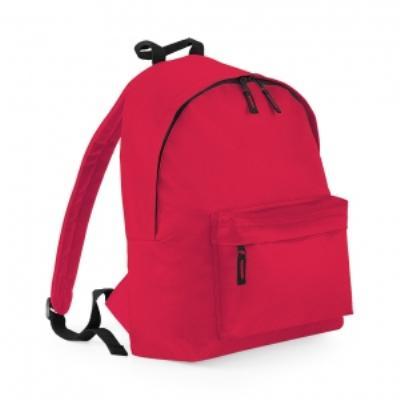 Sac à dos ado - adulte - loisirs - BG125 - rouge bright